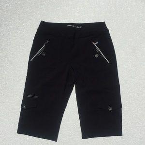 Jamie Sadock Golf Shorts Black 6